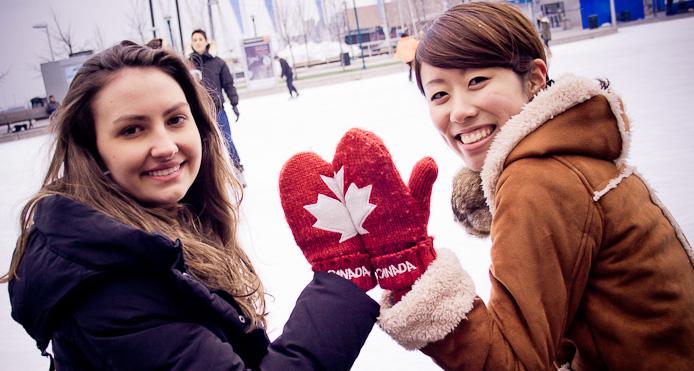 加拿大, 留学, 女生, 求包养, 找干爹