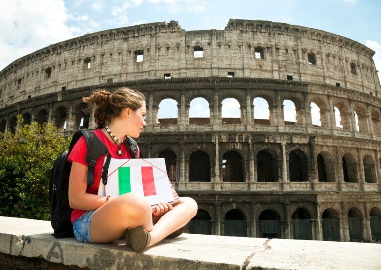 意大利, 留學生, 打工, 女生, 兼職