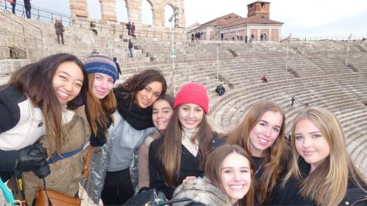 意大利, 羅馬, 留學, 女生, 包養, 糖爸